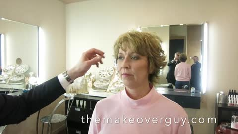 MAKEOVER: 50 and Needing A Change, by Christopher Hopkins, The Makeover Guy®