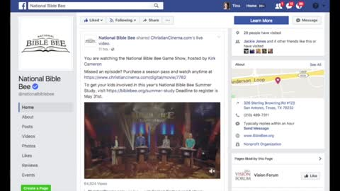 Sign your kids up for the National Bible Bee summer bible study! | Ep 8