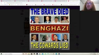Never forget Benghazi