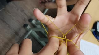6 Amazing Tricks With A Rubber Band, Must Watch!!