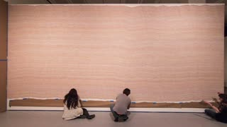 Sol LeWitt Wall Drawing - Video