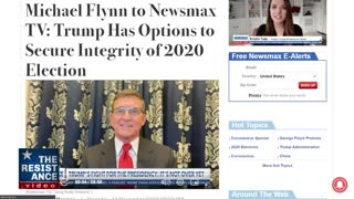 Election Fraud | Former Overstock.com CEO Exposes Internal WH Traitors