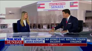 Kelly Loeffler dodges Bret Baier's question on veto overide