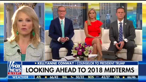 Conway Calls Out Clinton on Fox News: 'Stop Pretending You're a Feminist'