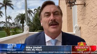 Mike Lindell threatens to sue Dominion and Smartmatic for crimes against our country