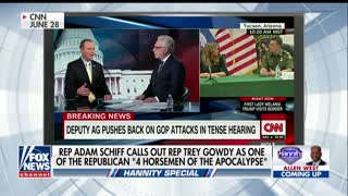 Gowdy blasts Schiff: GOP doesn't give a damn what you think - Video