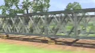 Compact 200 Modular Bridge Construction - Video