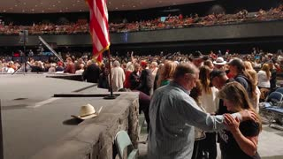 Health and Freedom 2021 Conference Transforms Into Revival Event
