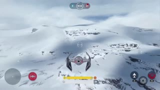 Star Wars Battlefront: Fighter Squadron gameplay overview