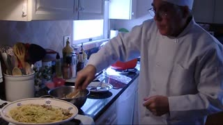 Spaghetti a la Carbonara Recipe - Video