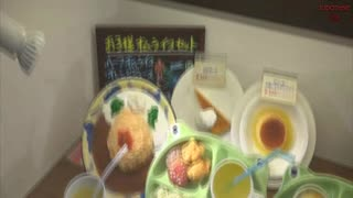 Fake Food Displays in Japan - Video