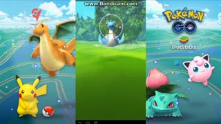 Catch Lapras Pokemon GO - Video