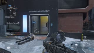 Call Of Duty: Advanced Warfare - Mors Sniping Montage + Quad Feed