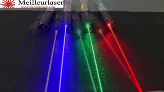 Pointeur Laser Puissant - Video