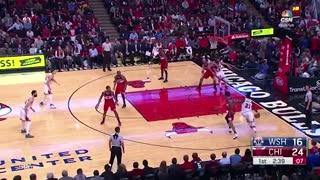 """Jimmy Butler BURNS Kelly Oubre Jr for VICIOUS Dunk on Marcin Gortat, D-Wade """"Disappointed"""" in Fans - Video"""