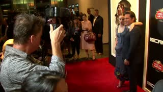 Blunt, Del Toro hit the 'Sicario' red carpet - Video