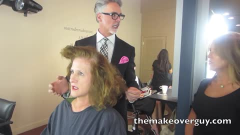 """MAKEOVER: New and Easy, by Christopher Hopkins """"The Makeover Guy"""""""