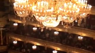 The Bolshoi Theatre in Moscow - Video