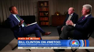 Clinton On Lewinsky Scandal — I Left WH $16M In Debt, Media Ignores Gaping Facts!