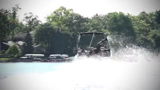 2015 Manitou Pontoon Boats - Video