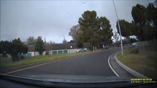 Road Rage encounter with Nissan Altima 6ZBB517  - Video