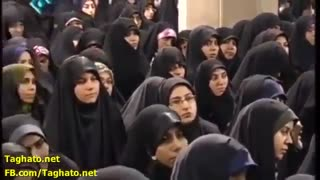 Khamenei speaks about students in Iran