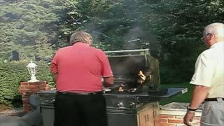 Backyard Barbeque Gone Wrong - Video
