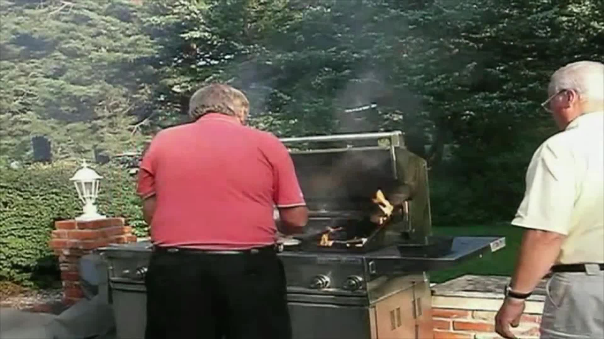 A barbecue gone wrong - 2 4