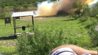 How to Blow Up a Van with Tannerite - Video
