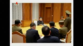 Kim Jong Un declares 'quasi-state of war' - Video