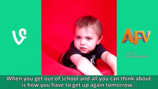 AFV's Top 10 Cutest Kids On Vine - Video