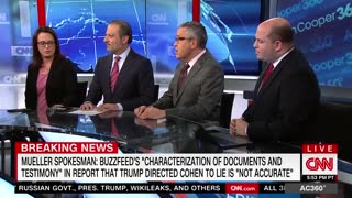 CNN's Toobin Is Concerned! People Will Think Media Are Leftist Liars