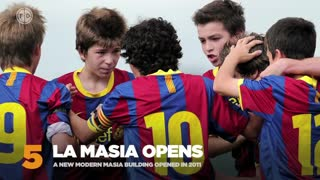 Top 10 Moments that Made... Barcelona - Video