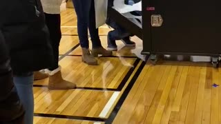 New York election fraud
