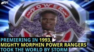 Is Seven Power Ranger Movies Too Many? - Video