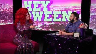 "Hey Qween! BONUS: Peaches Christ On Directing ""All About Evil"" and The OTHER Peaches - Video"