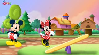 Mickey Mouse Clubhouse Finger Family Song #Nursery Rhymes Lyrics #Video for children - Video