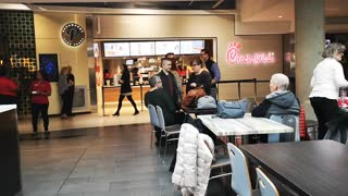 Check Out Yorkdale's New Chik-Fil-A