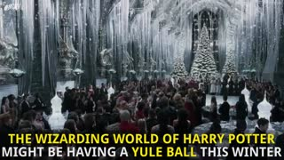 Hogwarts Yule Ball IRL - Video