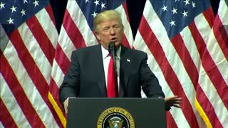 TRUMP: Deporting MS-13 Is Cheaper than Jailing Them - Video