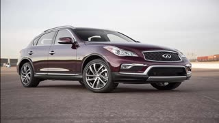 Infiniti QX50 - 2016 Infiniti QX50 First Test Review #Auto_HDFr - Video