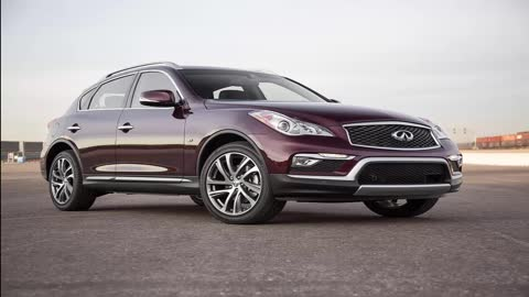 Infiniti QX50 - 2016 Infiniti QX50 First Test Review #Auto_HDFr