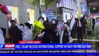 Japan for Trump - Japan knows US Mainstream Media is hiding the truth