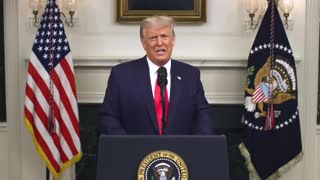 President Trumps most important message to AMERICA!