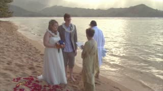Why You Shouldn't Have Weddings At The Beach - Video