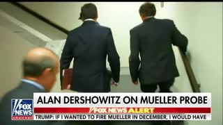 Alan Dershowitz: Michael Cohen raid was unjustified - Video