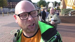 Wolves 2 Barnsley 1 - Fans reaction - Video