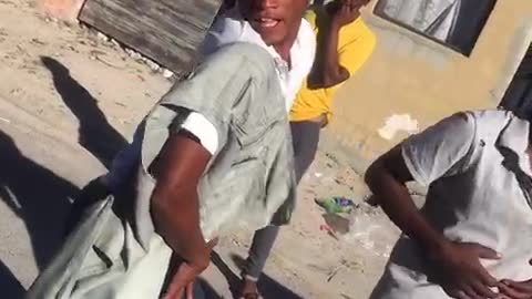 Nyanga residents celebrate death of 'skollie' in viral social media video