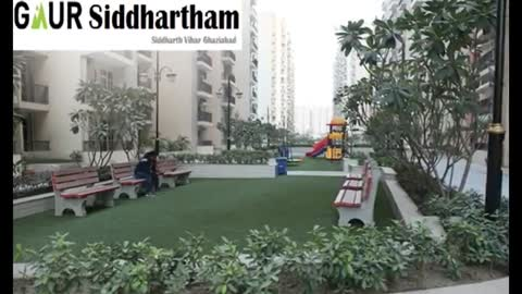 Gaur Saundaryam Noida Extension Beautiful flats and apartment