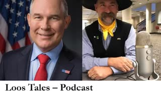 Scott Pruitt Interview - Loos Tales